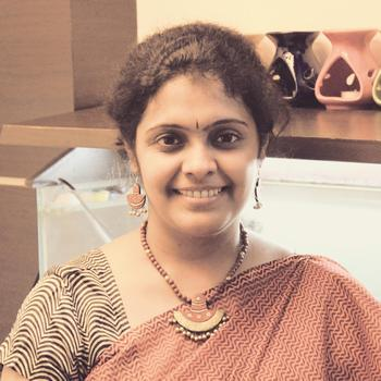 Photo of Vidya Dsouza